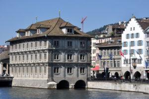 Rathaus Zürich (Quelle: Wikipedia)